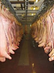 肉类加工服务