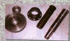 Производство деталей для машин и оборудования