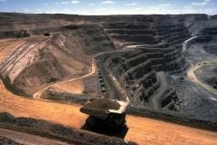 Горнодобывающая промышленность.