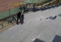 LINE-X, защитные покрытия для стадионов, защитные покрытия для спортивных площадок, защитные покрытия для игровых площадок