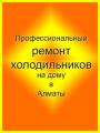 Профессиональный и честный ремонт бытовых холодильников в Алматы на дому