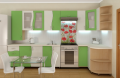 Дизайн кухни в стиле Лайм