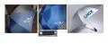 Печать на зонтах в Алматы, нанесение логотипа на зонты и портфели, зонты и портфели с логотипом