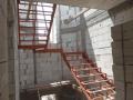 Лестницы - изготовление каркасов лестниц, навесы, ворота, беседки садовые с элементами ковки, фермы.