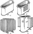 Ремонт крышек трансформаторов