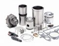 Delivery of spare parts to diesel engines of the known global manufacturers