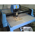 Setup of milling and engraving machines with ChPU