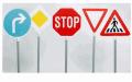 Изготовление знаков дорожного движения