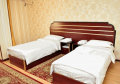 Гостиничные номера: апартаменты с 2 спальнями, ПолуЛюкс, Отель Bellagio, Шымкент