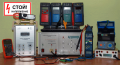 Испытания электрооборудования и электросетей