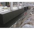 Waterproofing of the bases of buildings