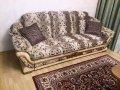 Перетяжка, видоизменение мягкой мебели.