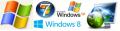 Установка и настройка windows 7, XP, Vista