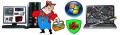 Установка флеш плееров и браузеров для интернета