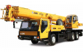 Услуги автокрана XCMG 25 тонн с вылетом стрелы 38 метров
