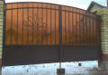 Изготовление готовых изделий (решетки и ворота) резка, сварка, покраска, монтаж в Алматы