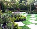 Сад в европейском стиле