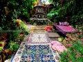 Сад в мавританском стиле