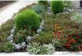 Цветники, миксбордеры, рабатки, цветущие бордюры