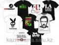 Печать на футболках Алматы Код: 11.5
