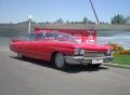 Аренда ретро автомобиля Cadillac De Ville