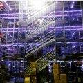 Электромонтаж складских помещений