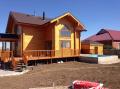 Проектирование и строительство домов дачных деревянных