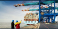 Cargo inspection before shipment, check the status of packaging and labeling