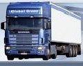 Услуги транспортных и экспедиторских агентств по автомобильным перевозкам
