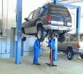 Обслуживание оборудования автосервисных станций