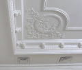Stucco molding in Almaty, the Stucco molding in Kazakhstan, Decoration of interiors a stucco molding