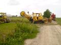 Строительство объектов связи, строительство магистральных линий связи
