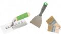 Инструменты для нанесения декоративных покрытий.