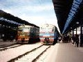 Перевозки пассажирские железнодорожным транспортом