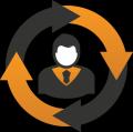 Поиск и подбор персонала   (рекрутинг полного цикла)