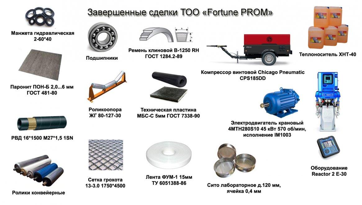 Fortune PROM ТОО